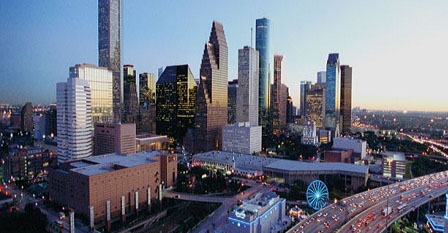 Houston city
